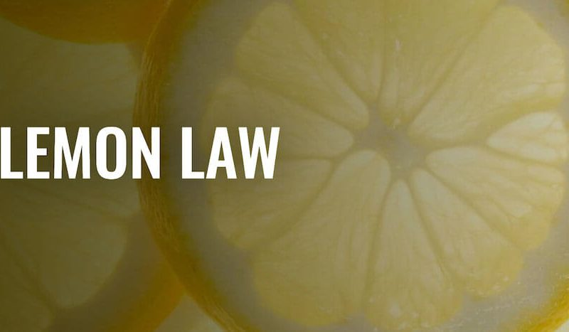 How To File A Lemon Claim