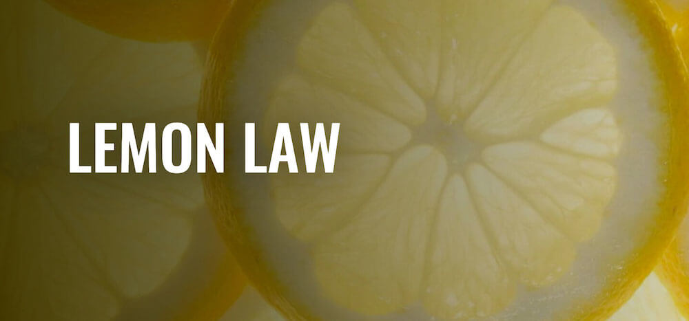 How to File a Lemon Claim